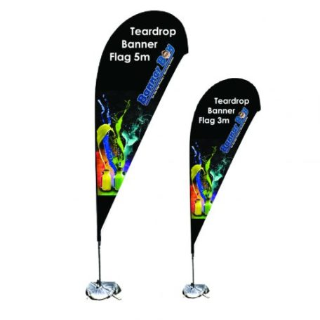 Teardrop flag pole, beach flag 3m, beach flag 5m, banner flag, flying banner, bendera murah, bendera promotion