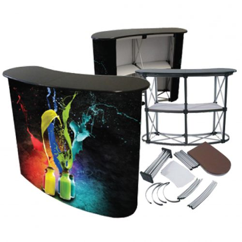popup promotion table portable pop up promo table rh bannerboy2u com pop up tabletop display pop up tablette android