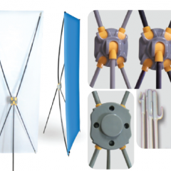 xstand gear bunting stand, x-stand gear