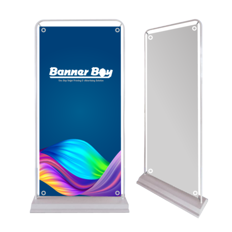 Door Stand Bunting, Rollup Bunting, Oppo Bunting